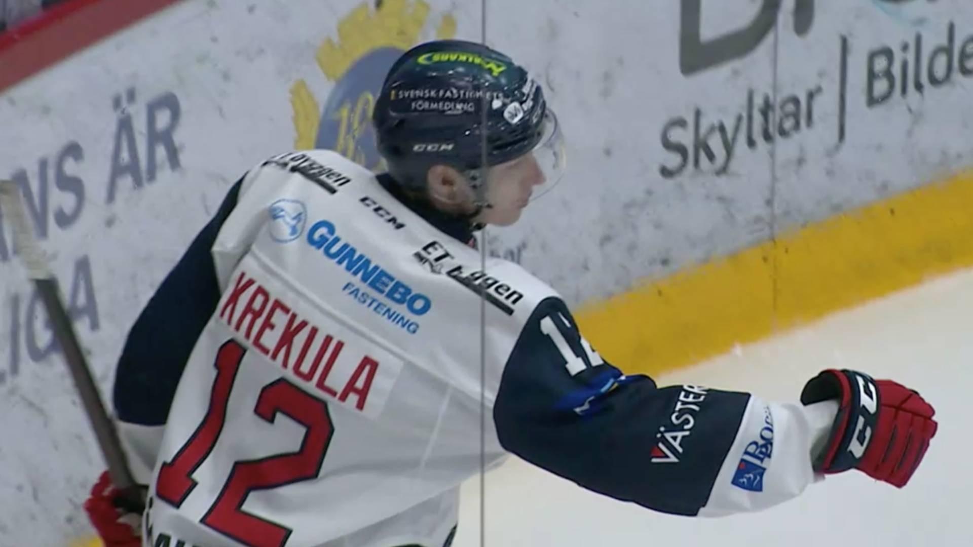 Highlights Timrå - Västervik semifinal 2