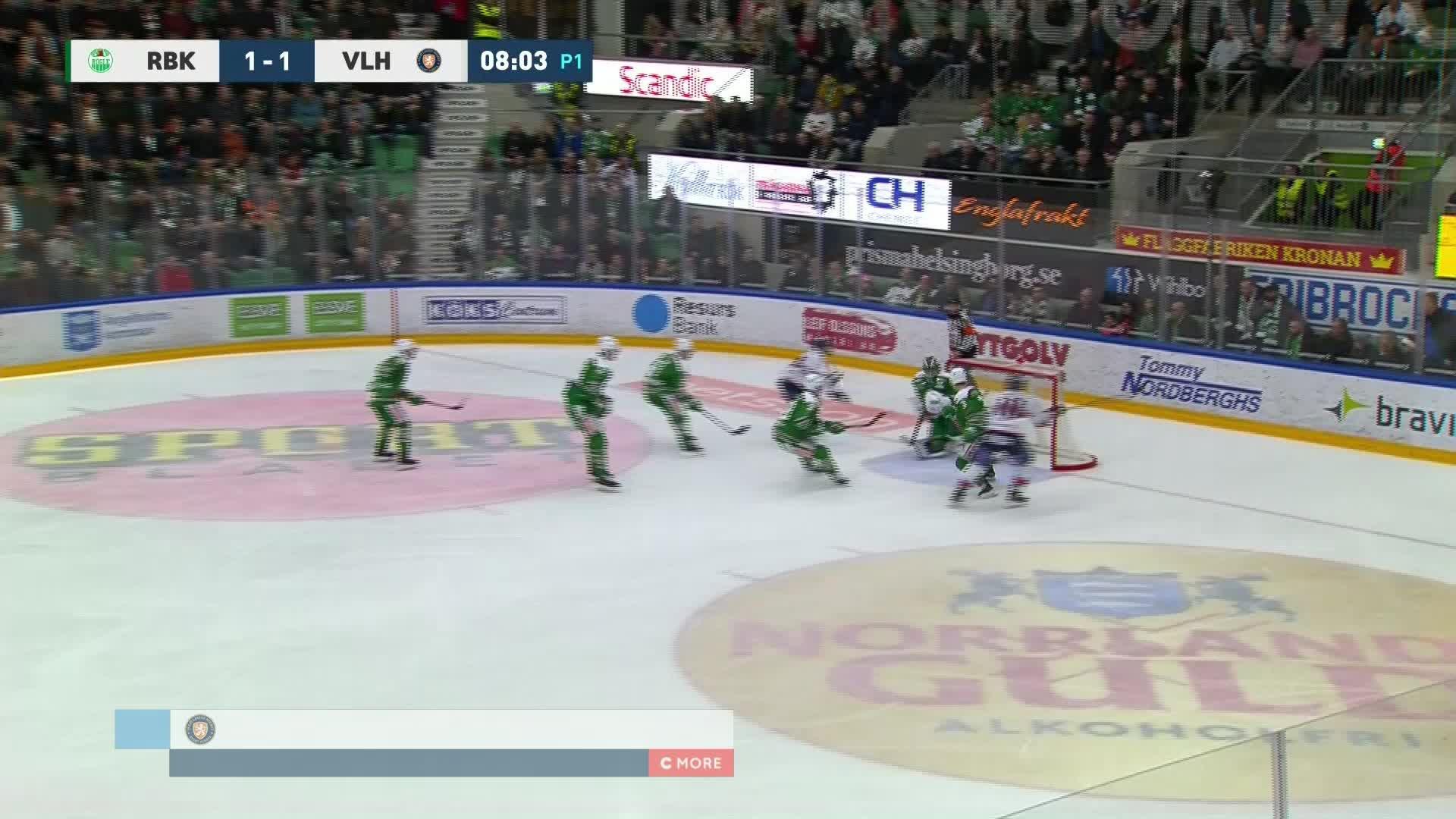 Rögle BK - Växjö Lakers 1-2