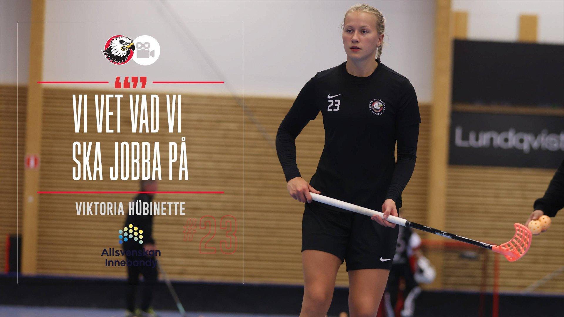 """Viktoria Hübinette """"Höga förväntningar"""""""