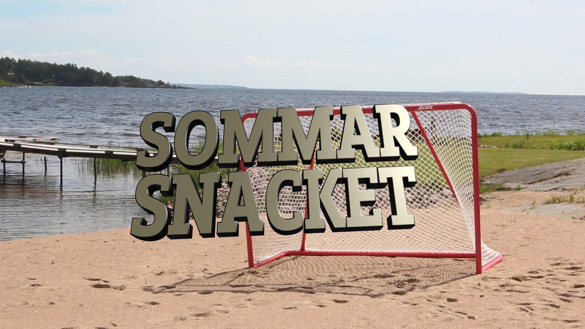 Sommarsnack 2019: Med Michael Lindqvist