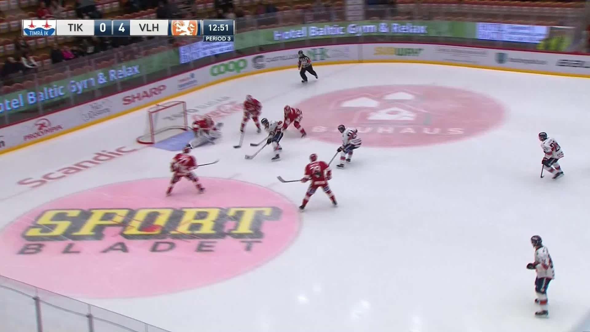 Timrå IK - Växjö Lakers 0-5