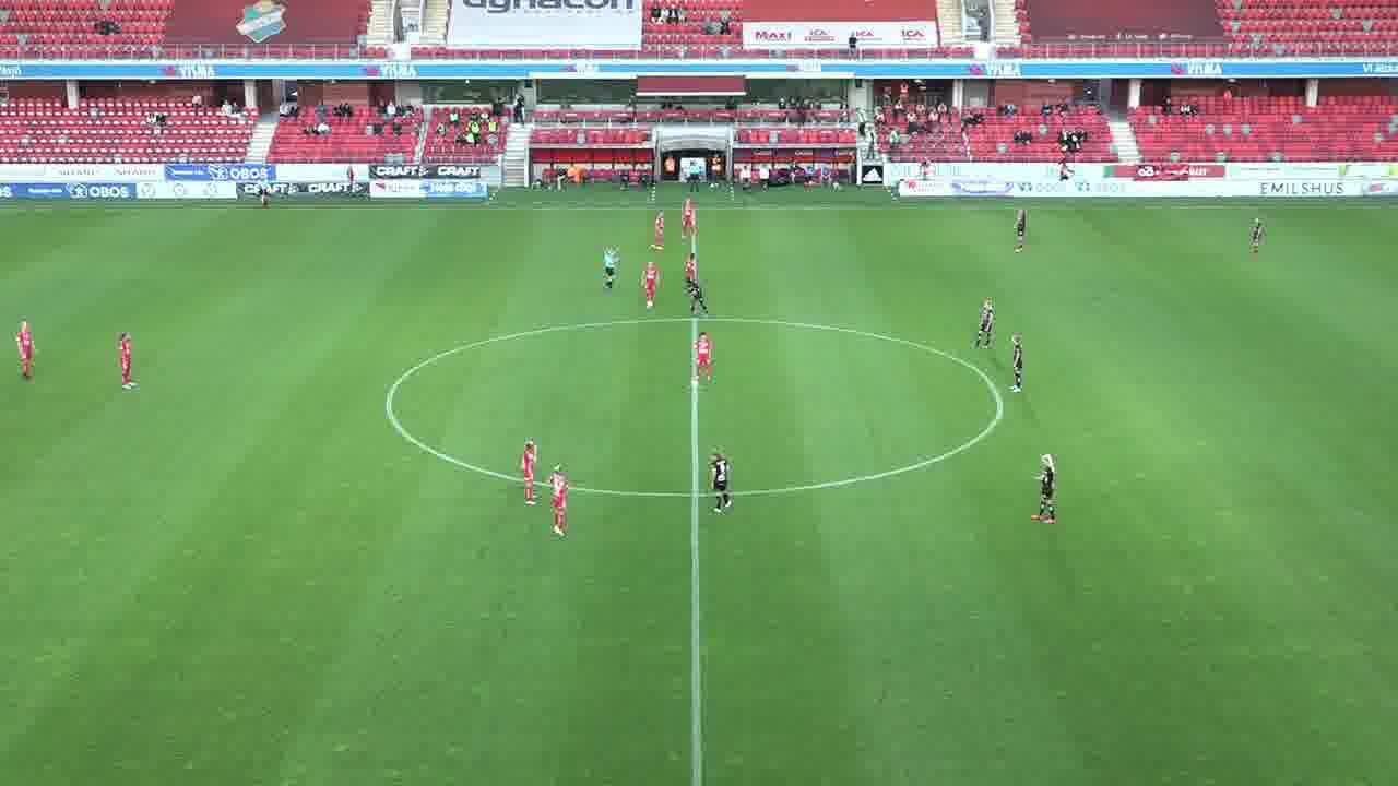 Highlights: Växjö - Linköping 23 aug