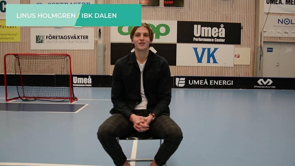 Linus Holmgren svarar på fråga 2