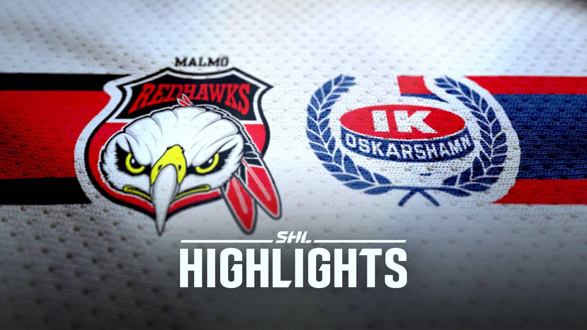 Malmö Redhawks - IK Oskarshamn
