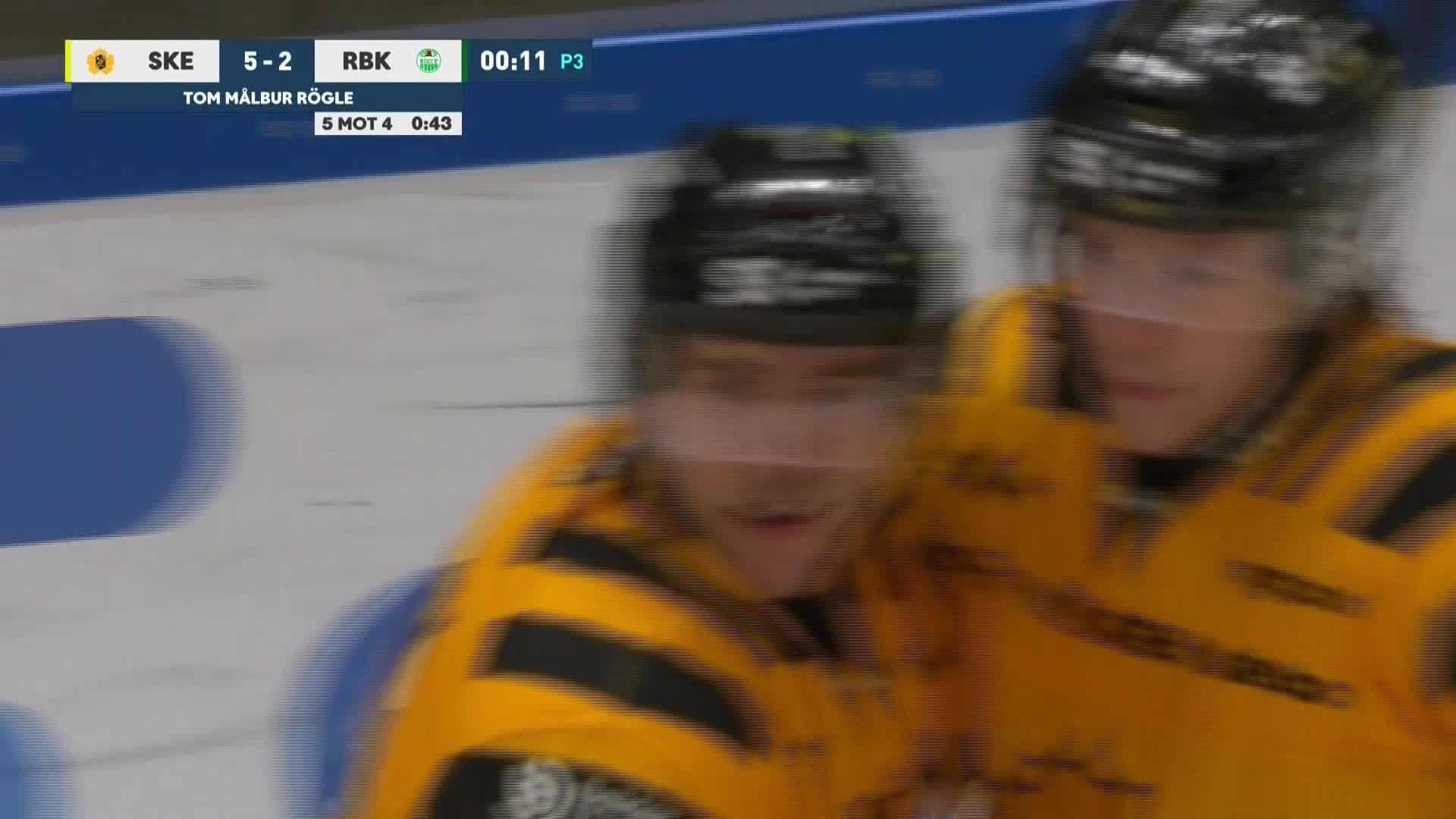 Skellefteå AIK - Rögle BK 5-2
