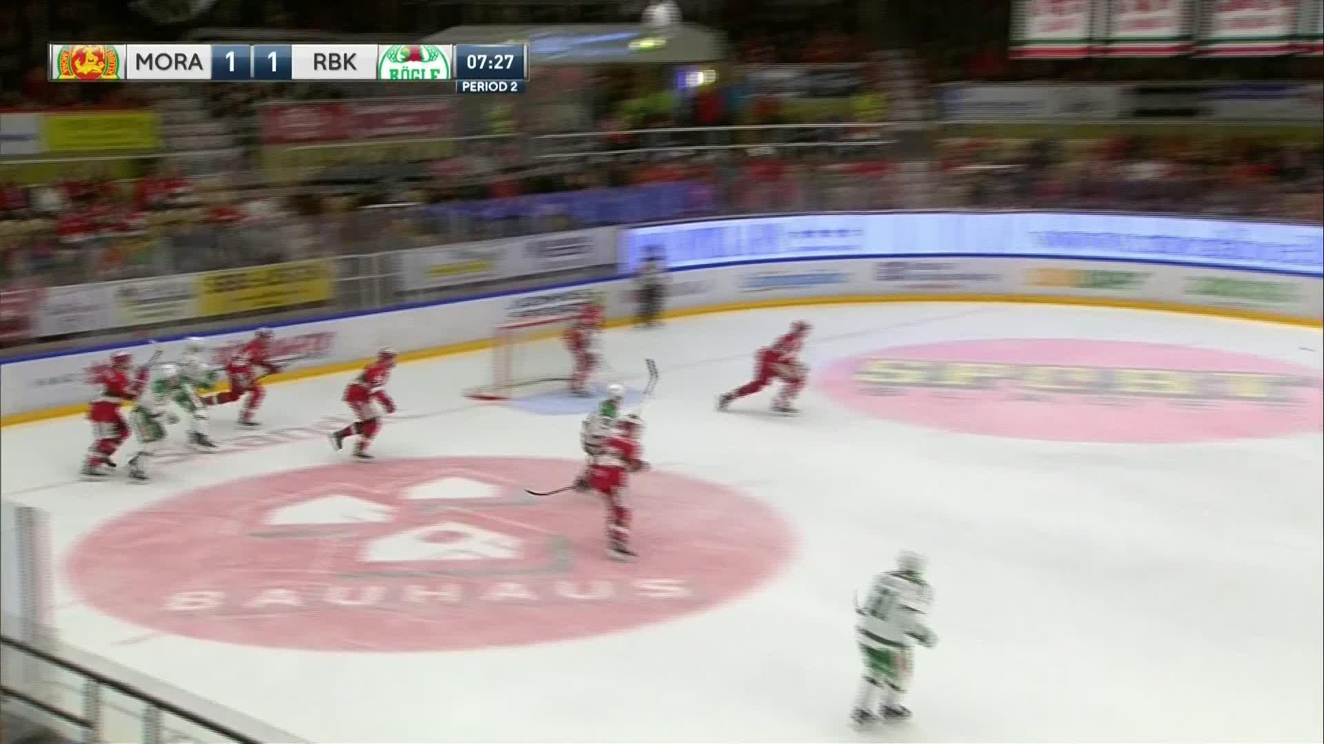 Mora IK - Rögle BK 1-2