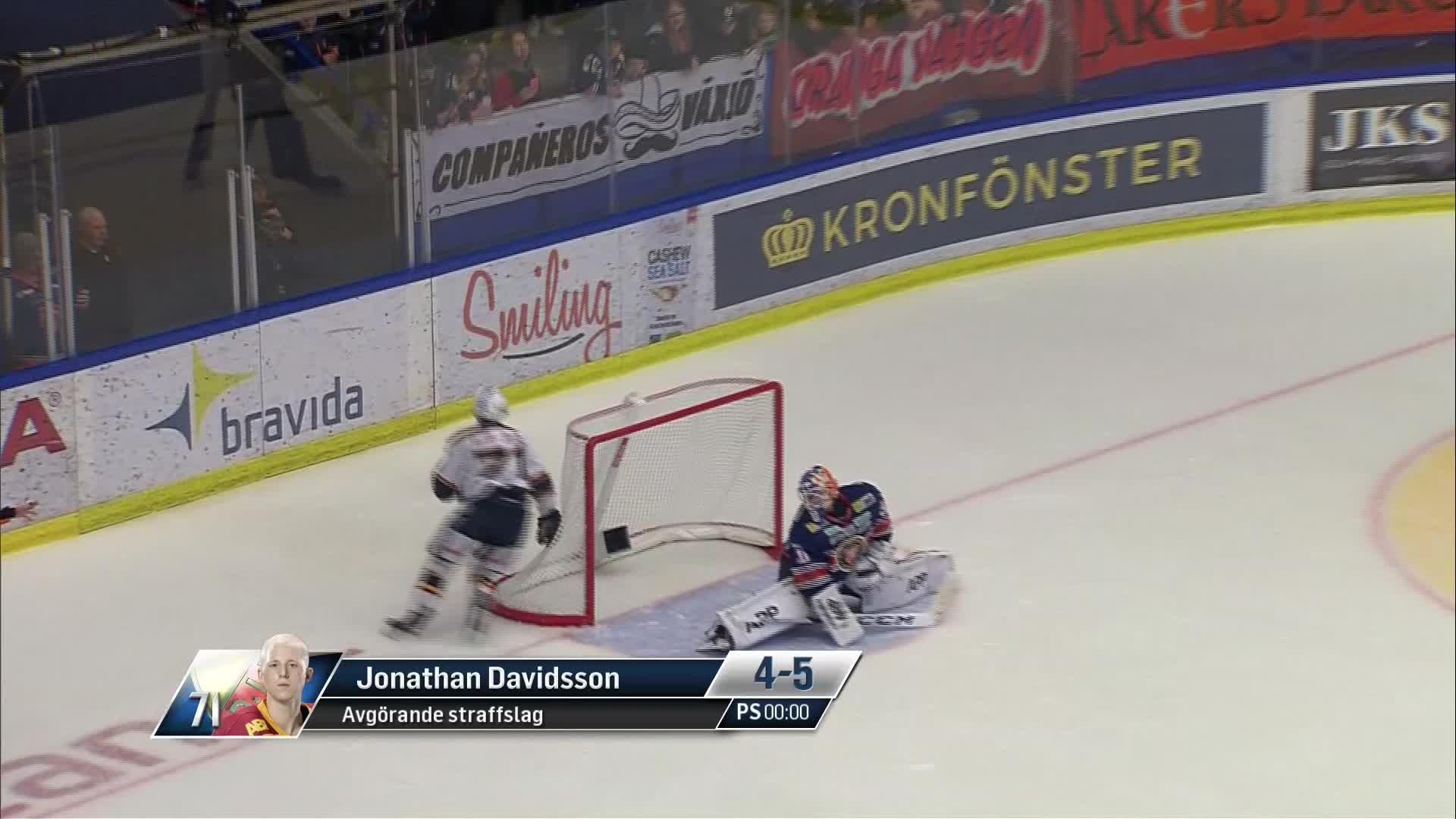 Växjö Lakers - Djurgården Hockey 4-5