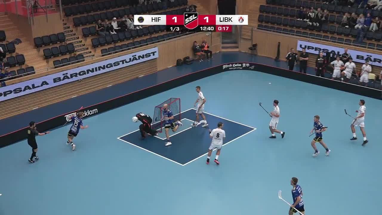 Highlights: Hagunda IF-Linköping Innebandy