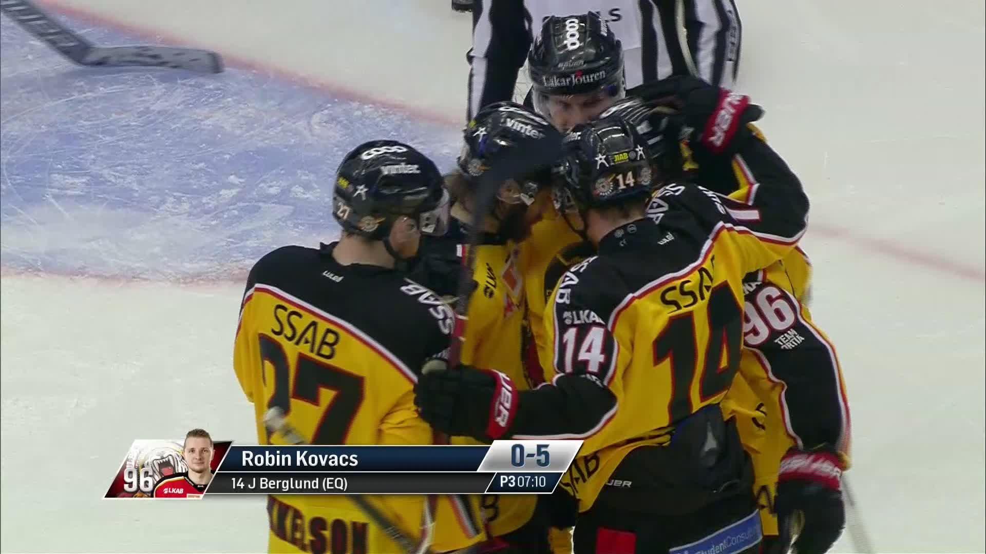 Örebro Hockey - Luleå Hockey 0-5