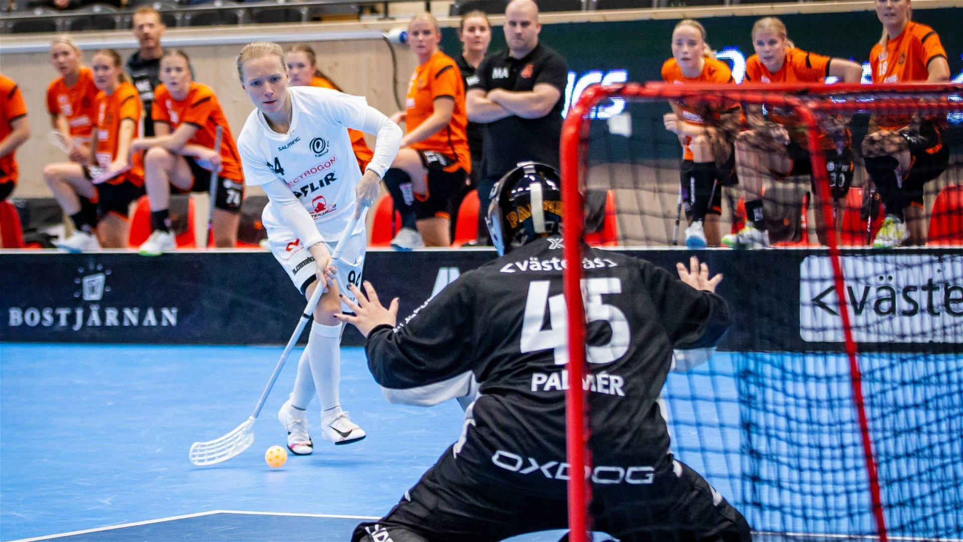 Highlights: Västerås Rönnby IBK - Täby FC