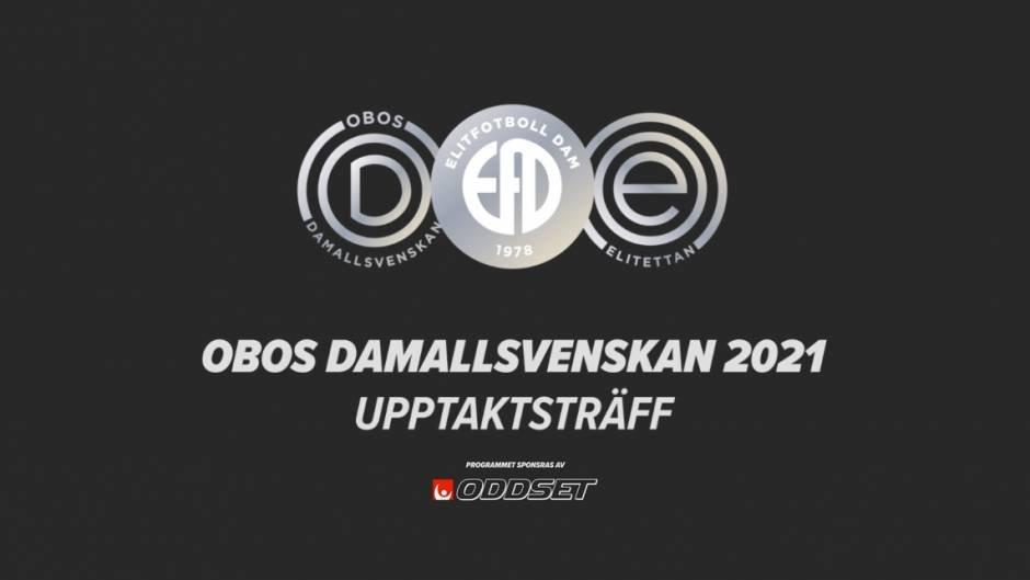 OBOS Damallsvenskan Upptaktsträff 2021