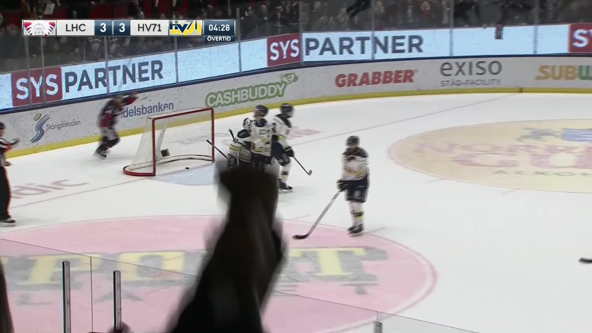 Linköping HC - HV71 4-3