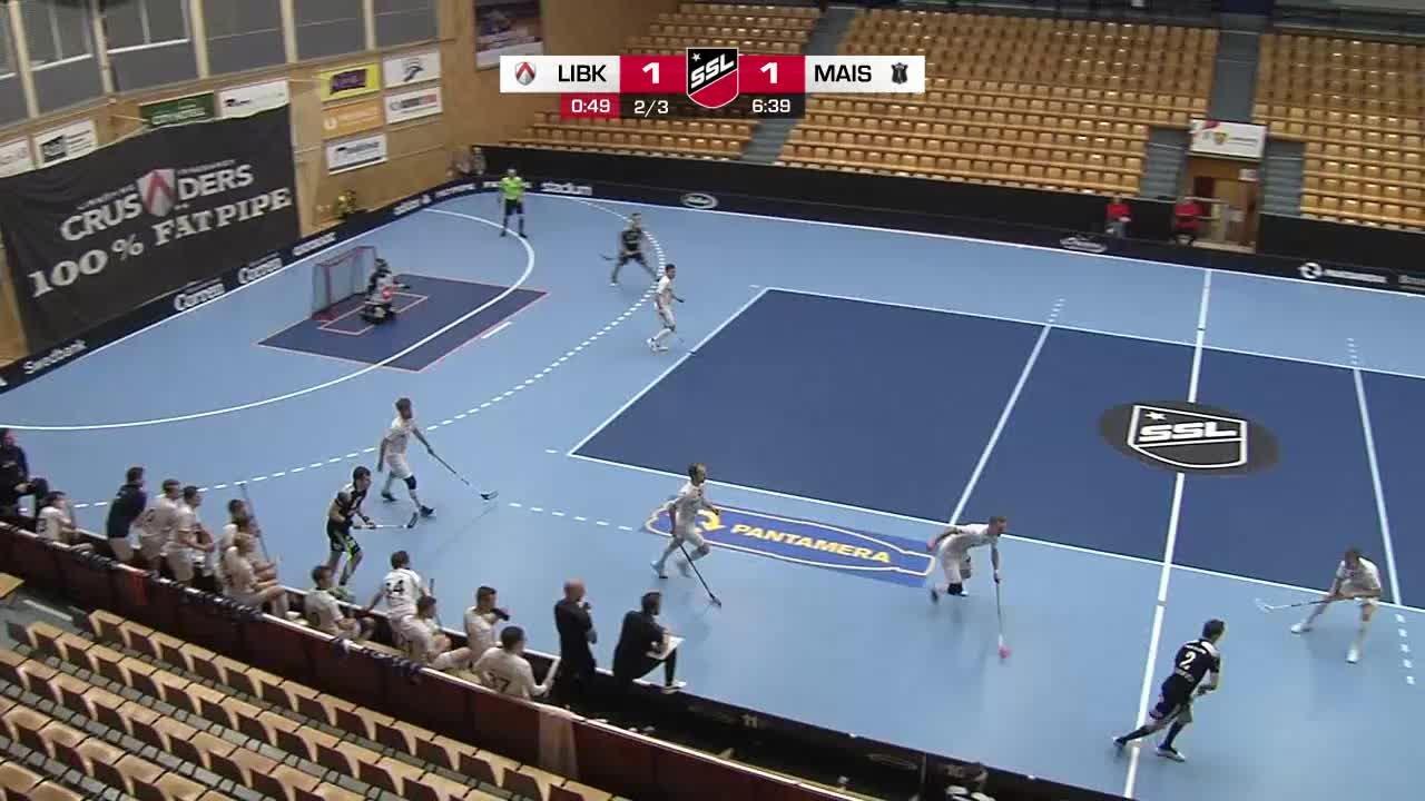 Highlights: Linköping Innebandy - Mullsjö AIS