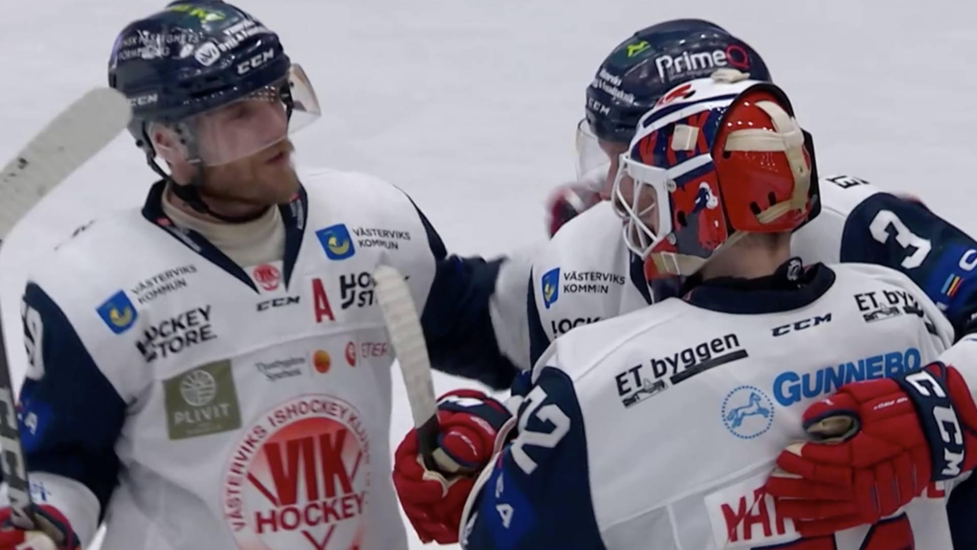 Highlights Timrå - Västervik semifinal fem