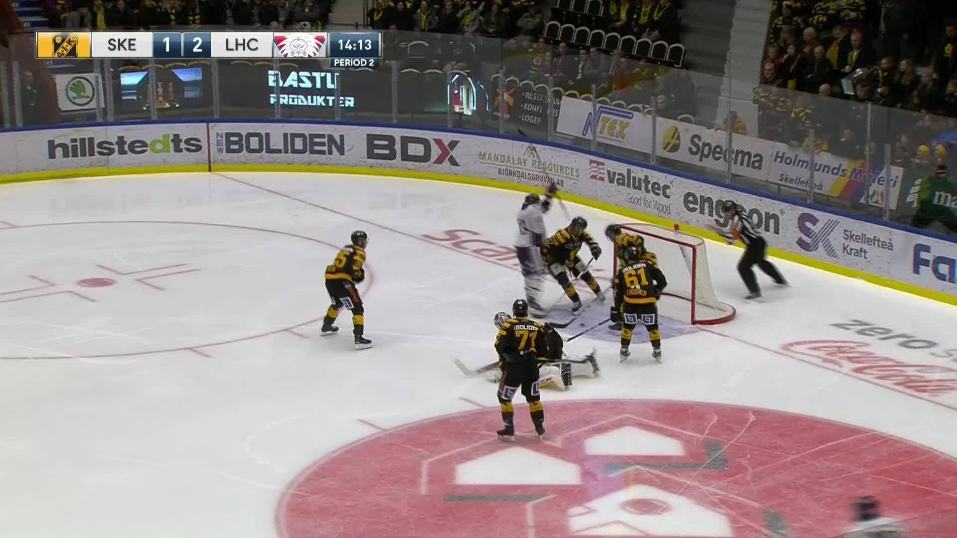 Skellefteå AIK - Linköping HC 1-3
