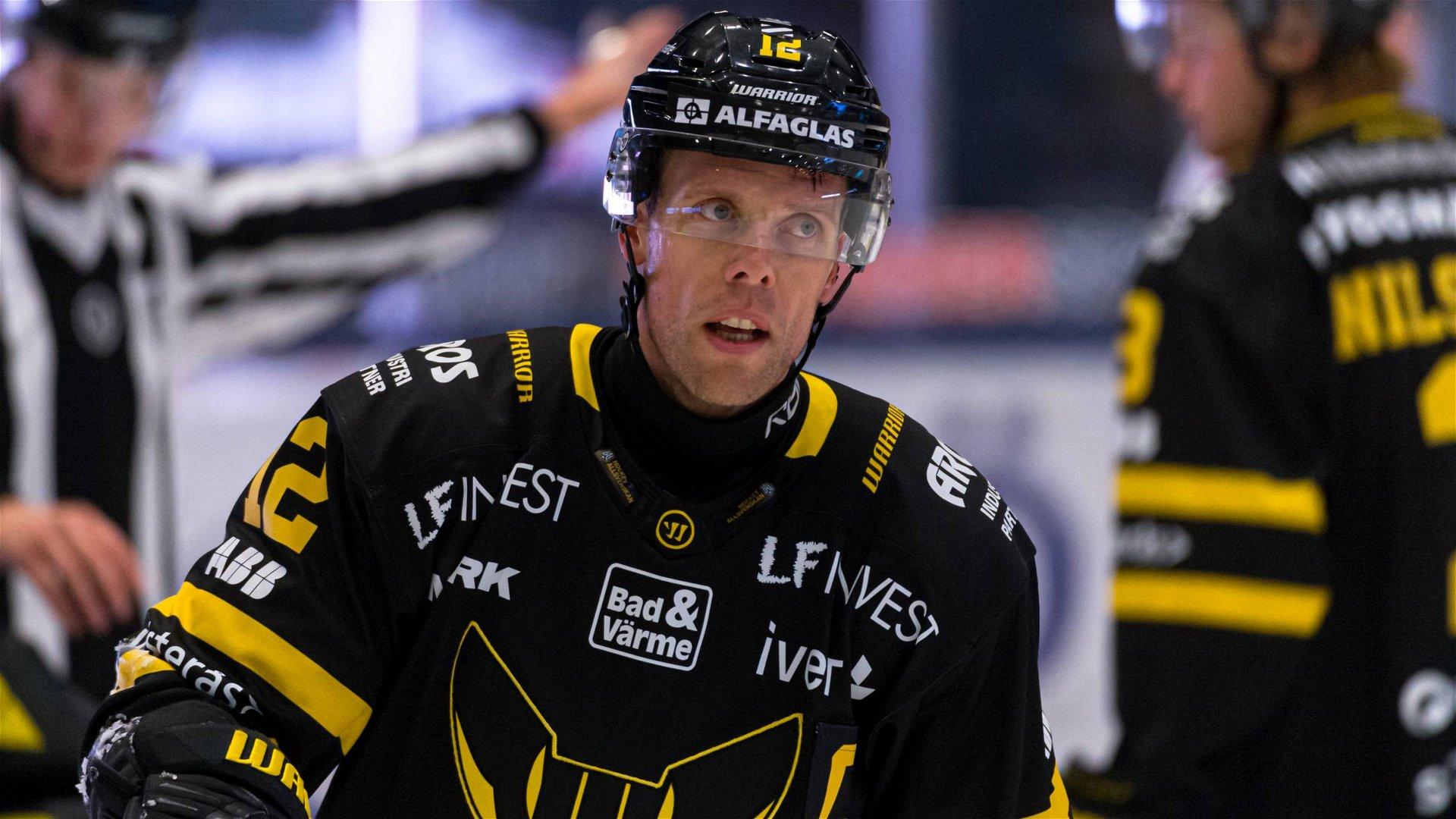 Fredrik Johansson avslutar karriären