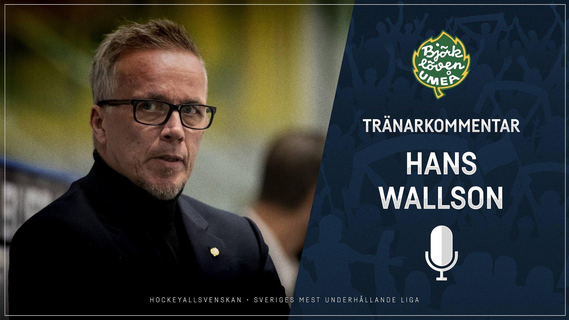 2020-12-29 Segerintervju: Hans Wallson