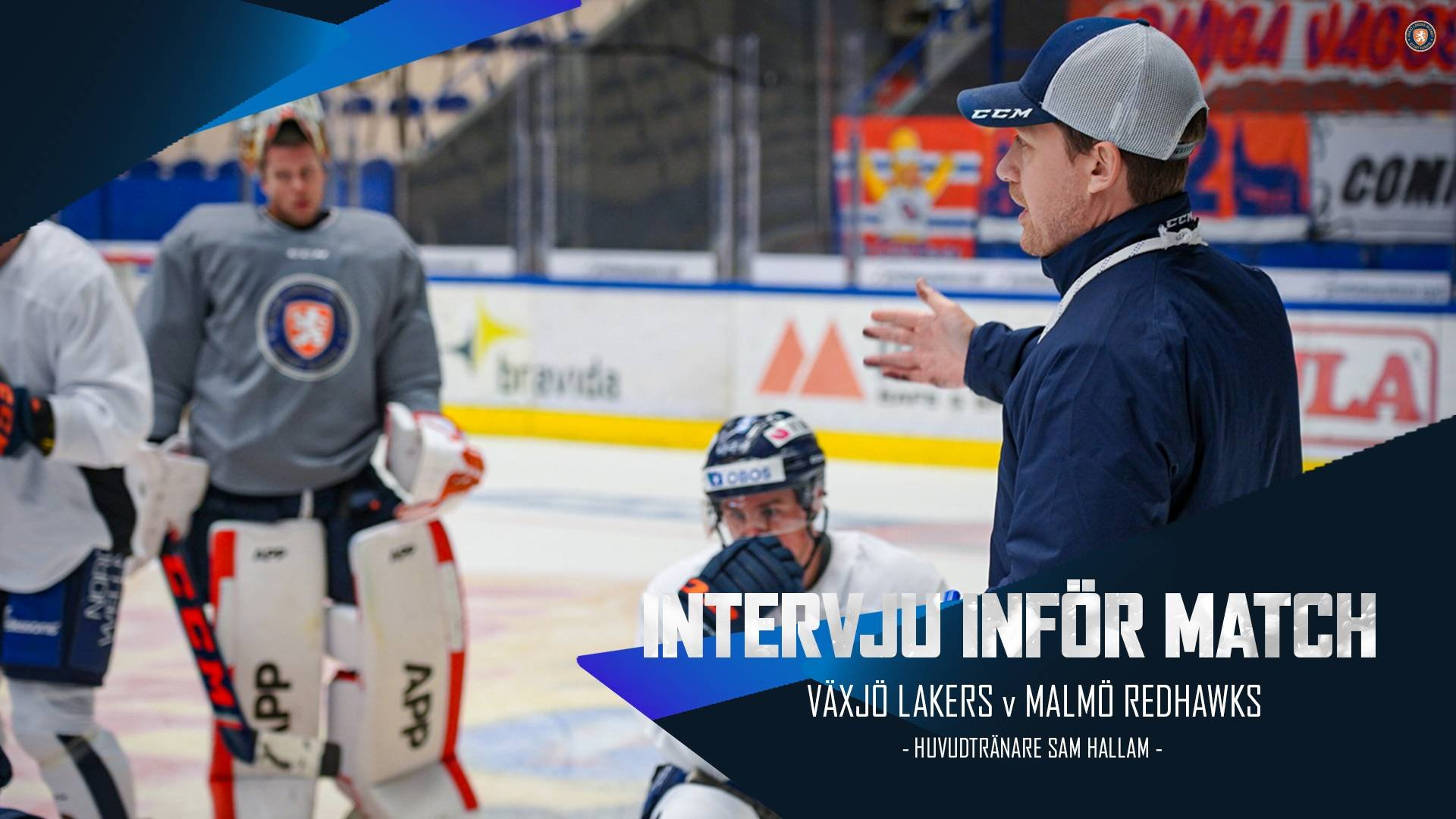 Coachintervju med Sam Hallam