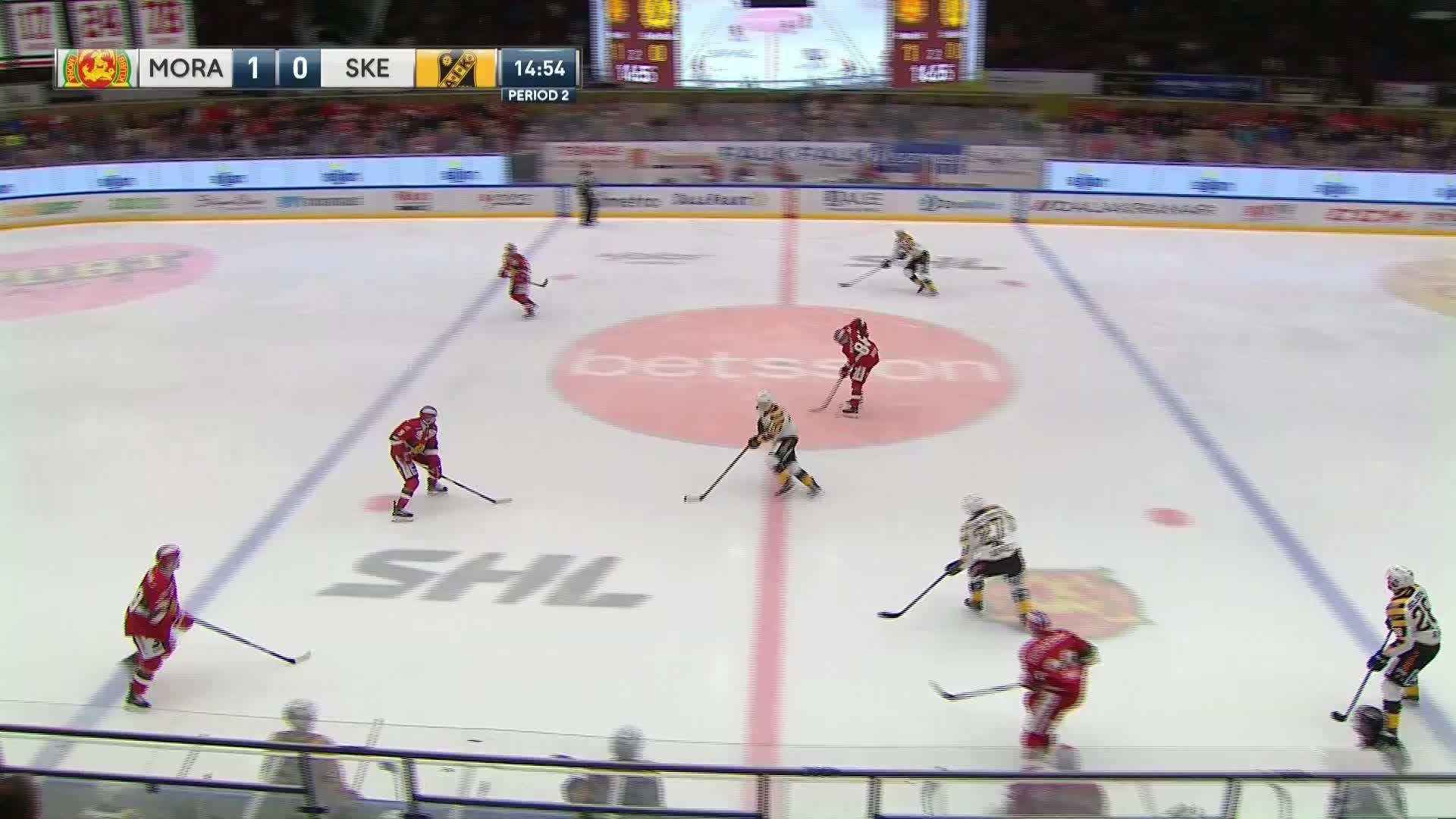 Mora IK - Skellefteå AIK 1-1
