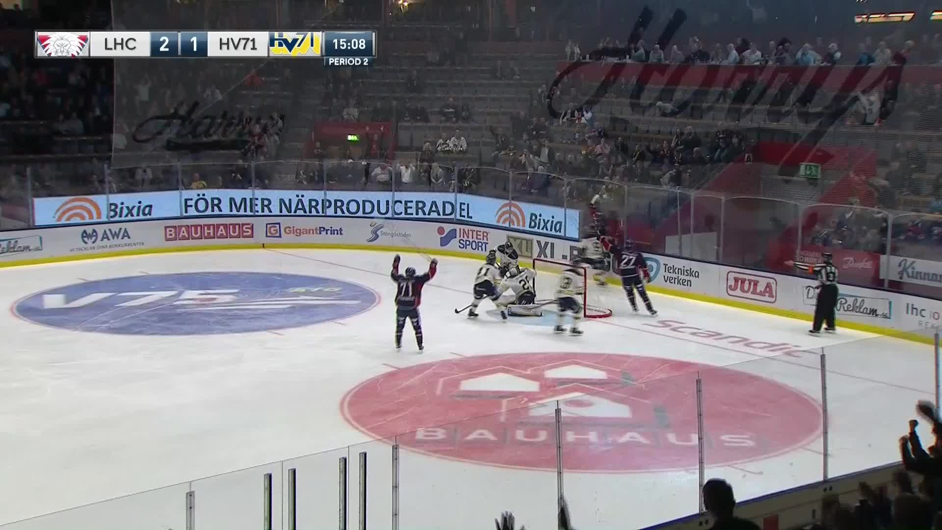 Linköping HC - HV71 3-1