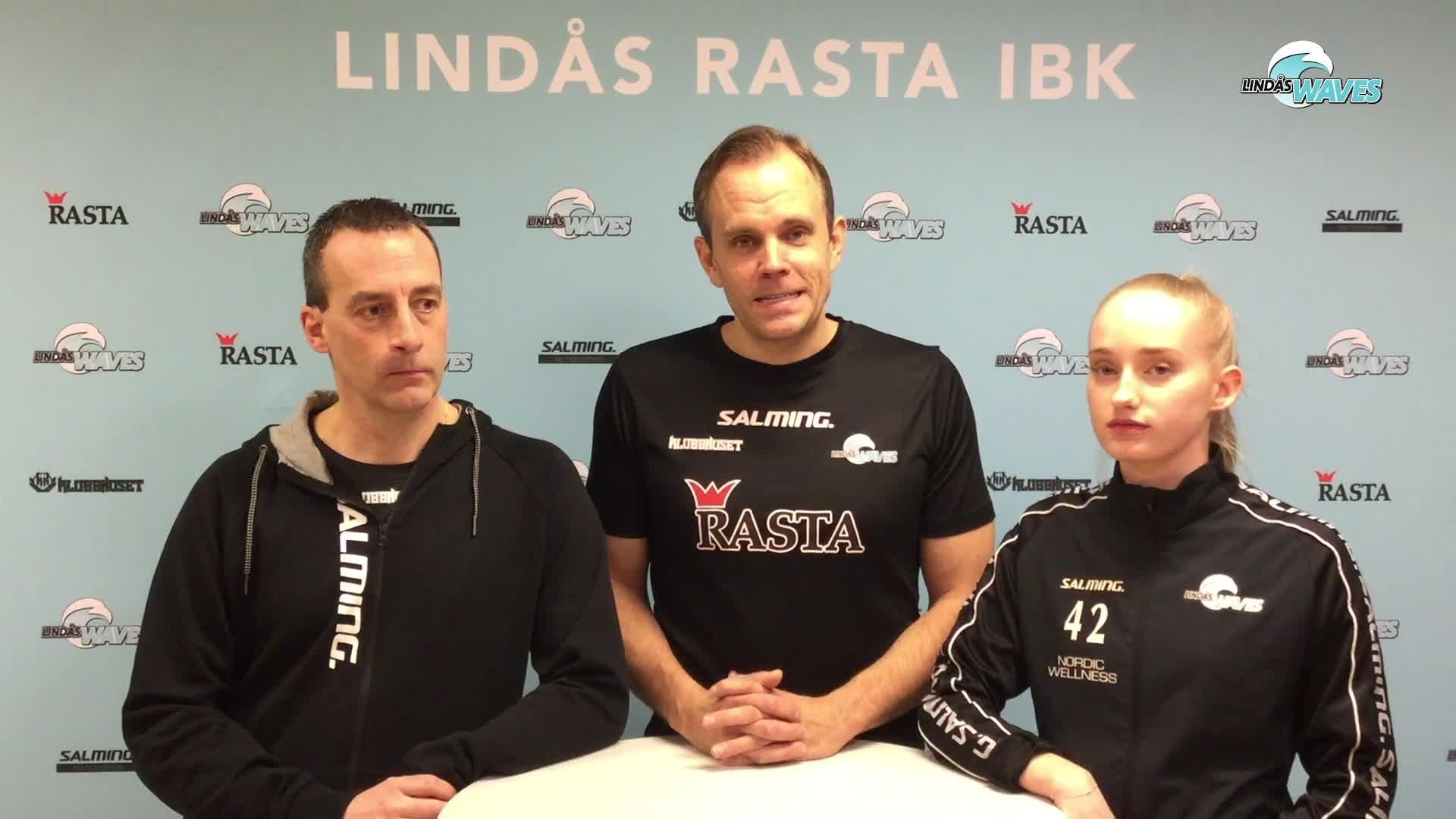 Lindås-TV med Stina och Anders