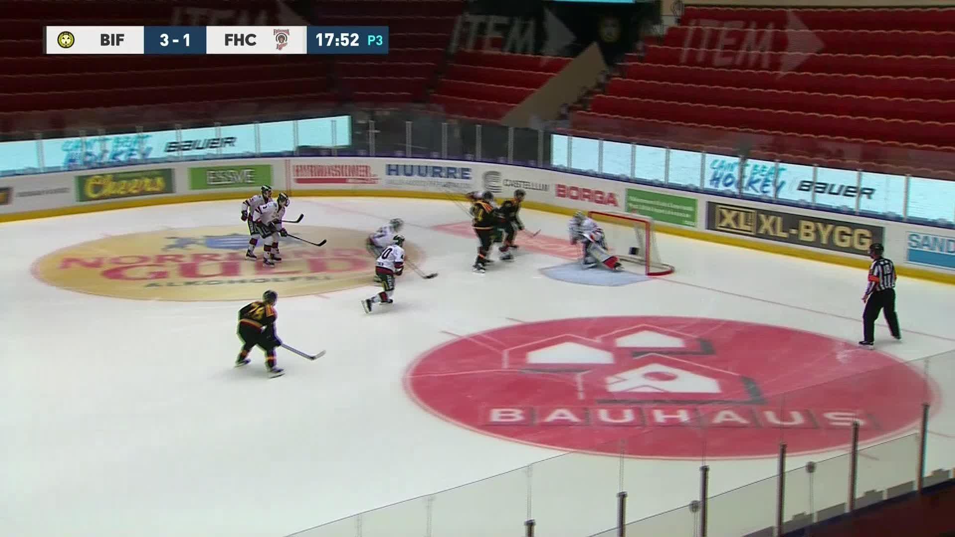 Brynäs IF - Frölunda HC 4-1