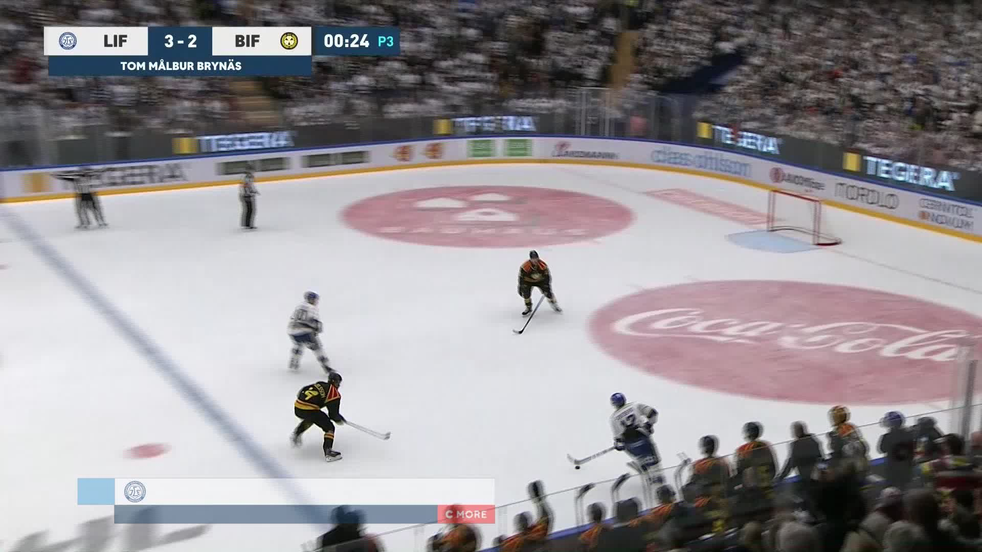 Leksands IF - Brynäs IF 4-2