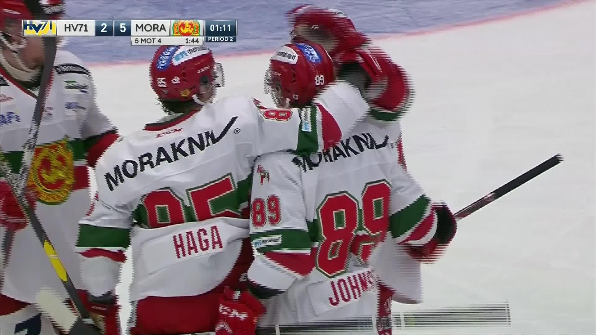 HV71 - Mora IK 2-5