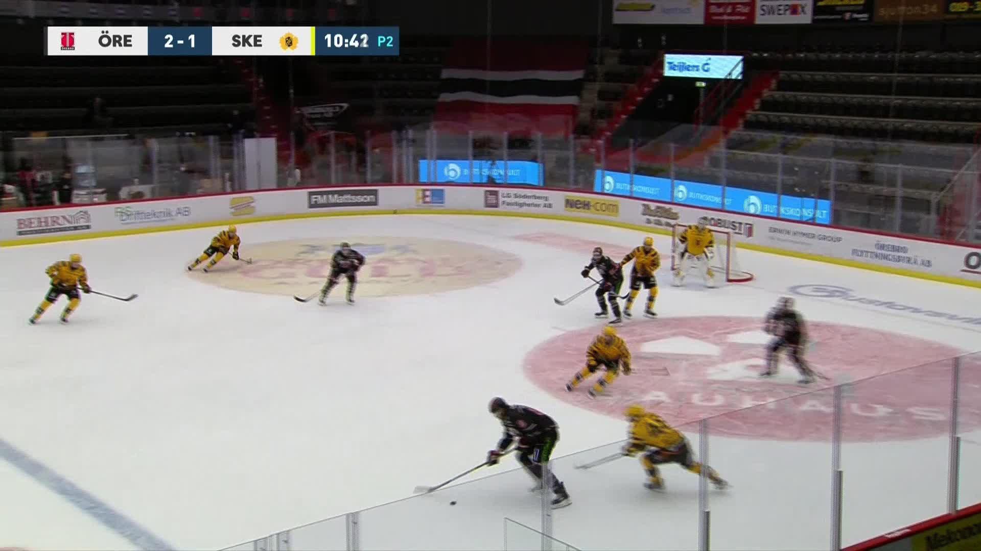 Örebro Hockey - Skellefteå AIK 3-1