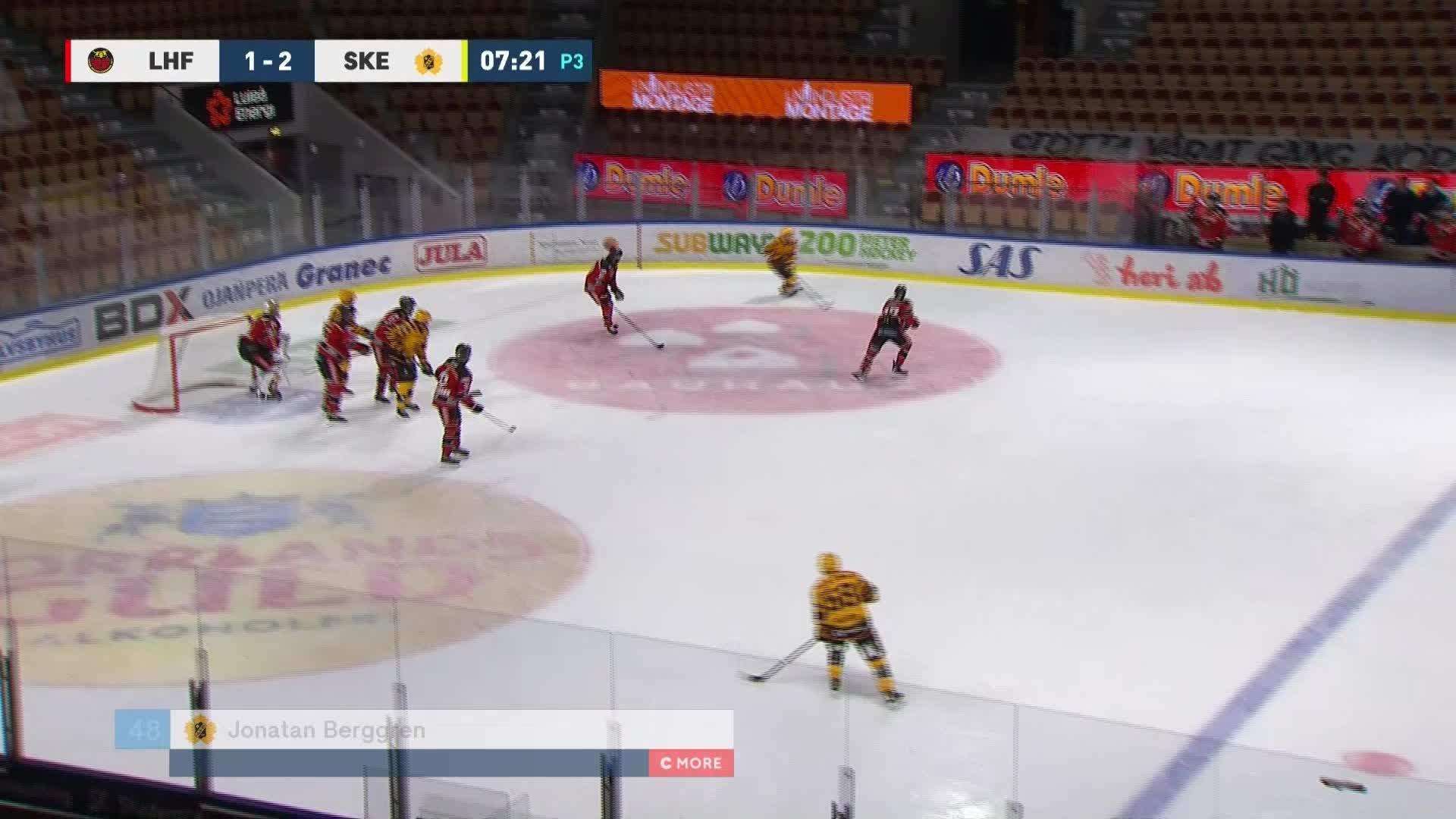 Luleå Hockey - Skellefteå AIK 1-3