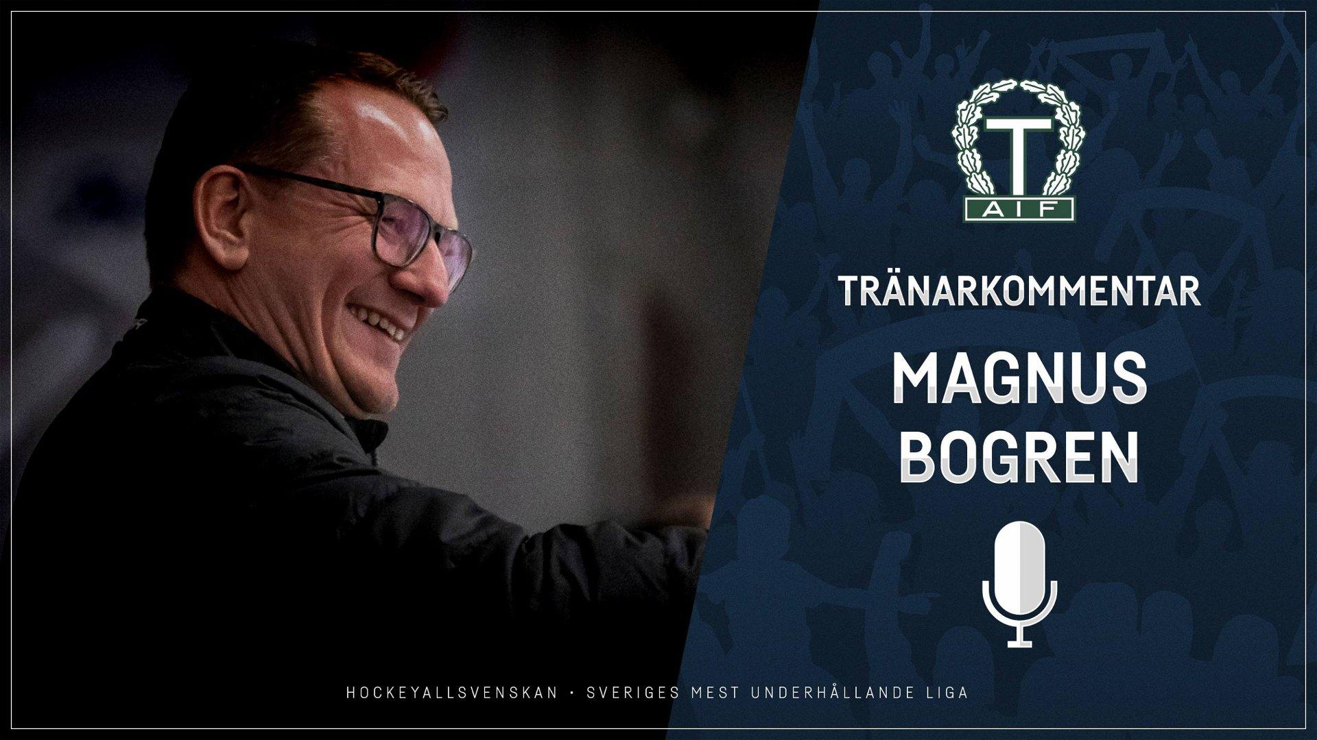 2020-10-16 Segerintervju: Magnus Bogren, Tingsryd