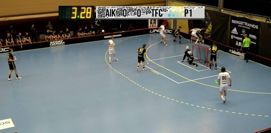 Highlights Allsv: AIK-Täby
