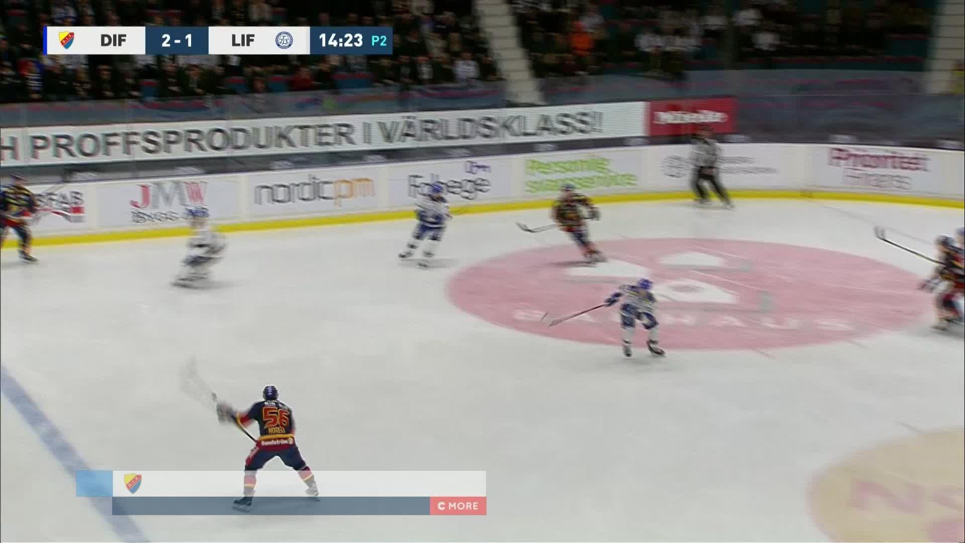 Djurgården Hockey - Leksands IF 3-1