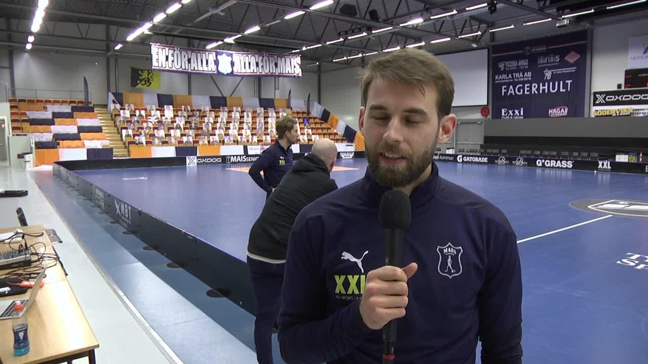 Intervju med Daniel Gidske inför Semifinal 5
