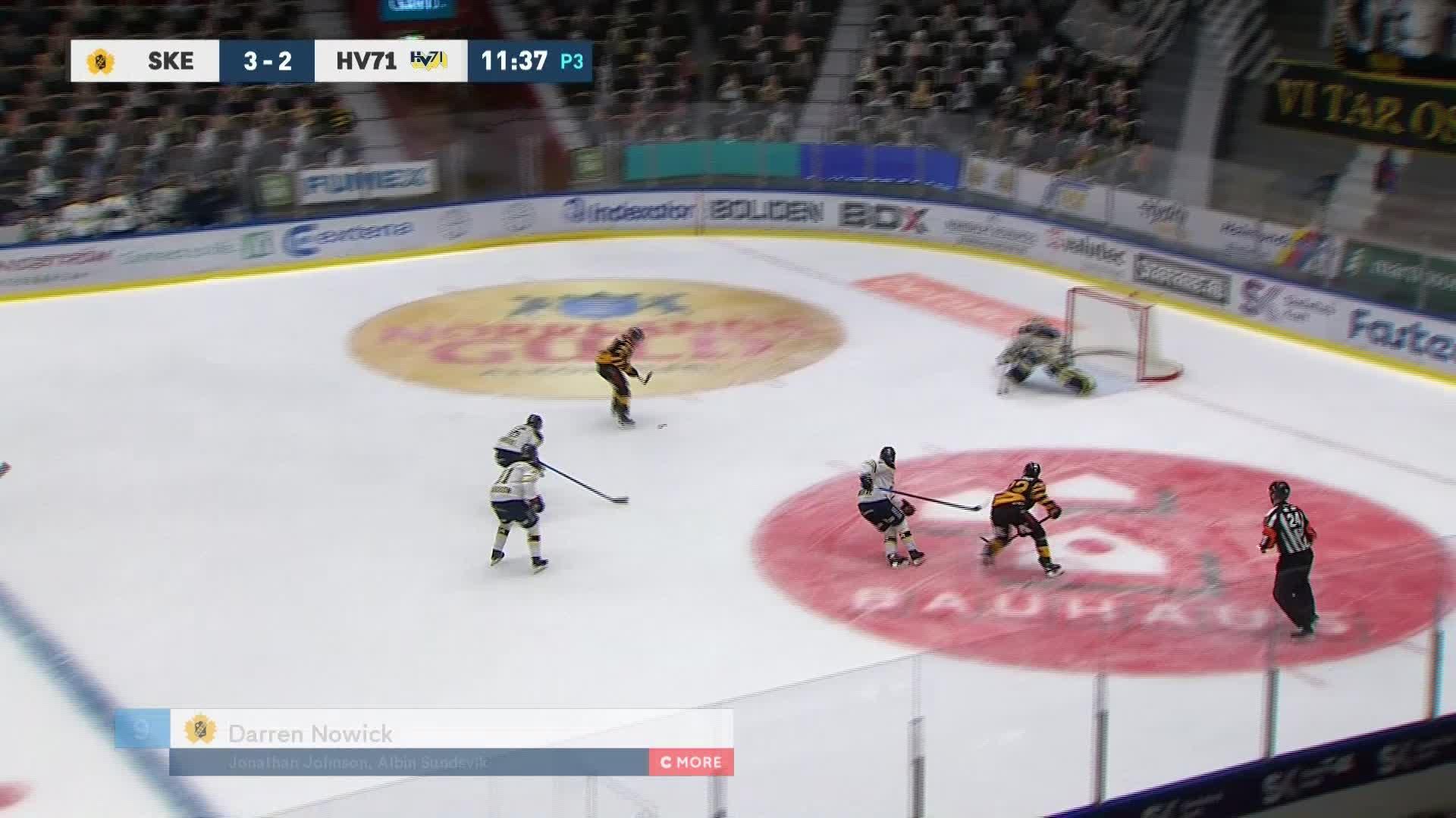 Skellefteå AIK - HV71 4-2