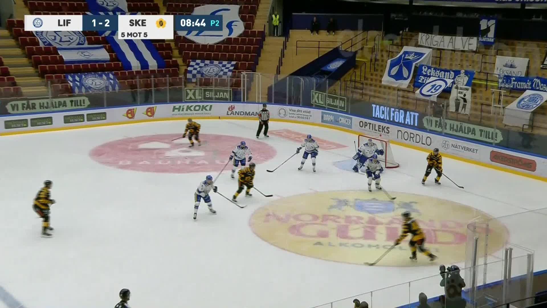 Leksands IF - Skellefteå AIK 1-3