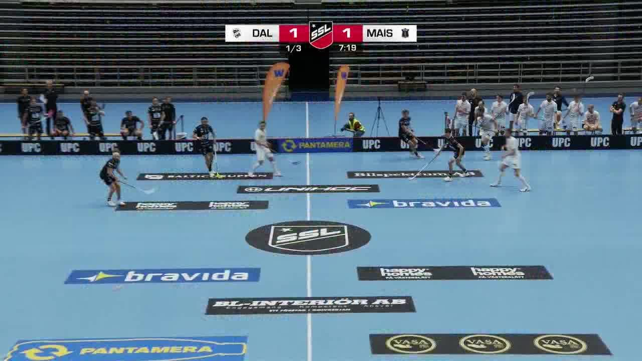 Highlights: IBK Dalen-Mullsjö AIS