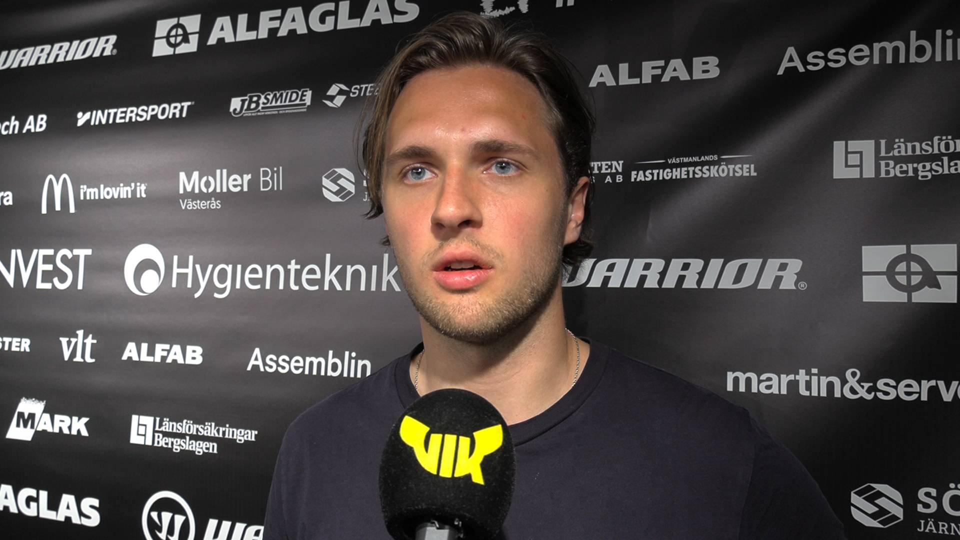 Mathias From på plats i Västerås!