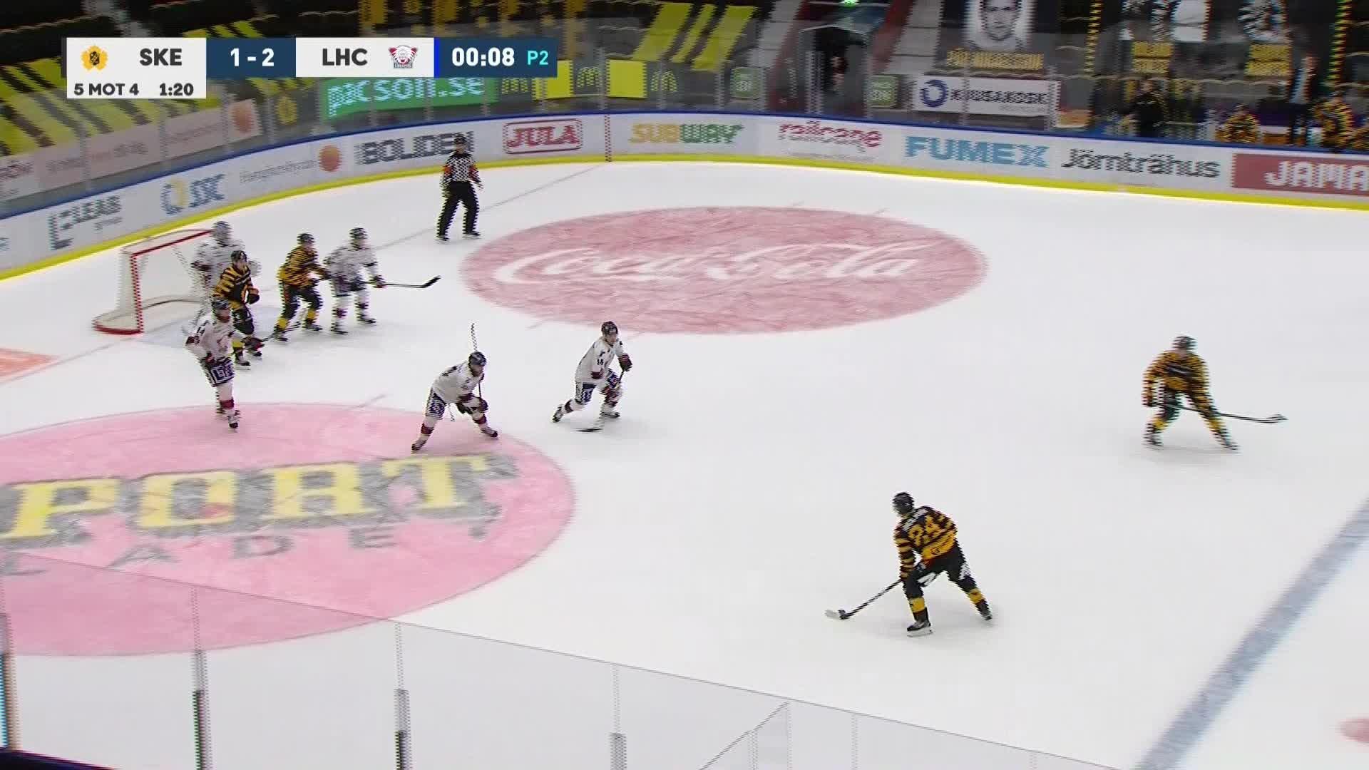 Skellefteå AIK - Linköping HC 2-2