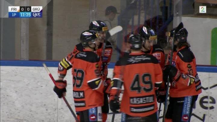 Frisk Asker - Grüner Hockey 26 januar 2020