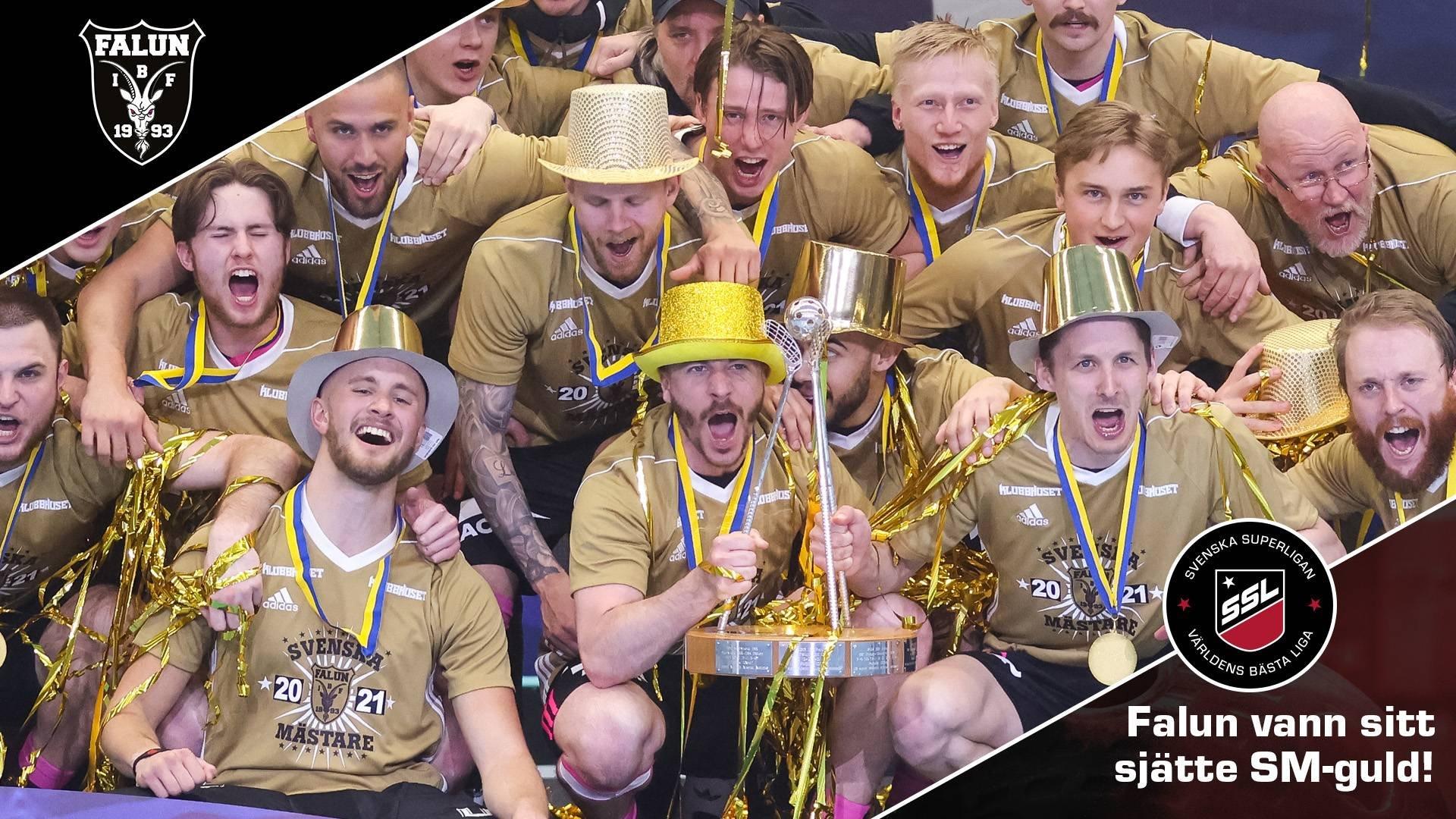 Veckans Wow: Falun vann sitt sjätte SM-guld!