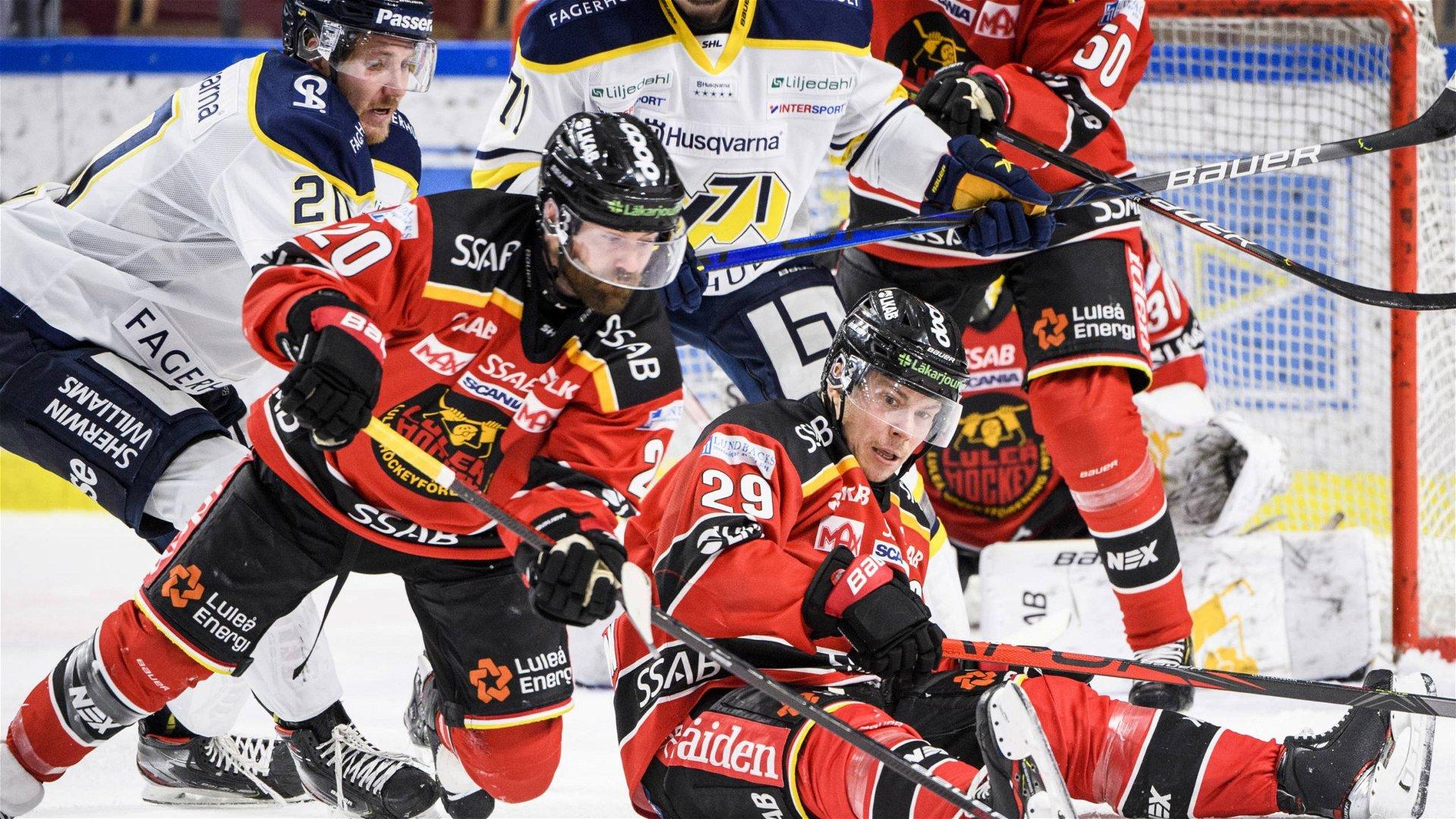 Luleå Hockey - HV71