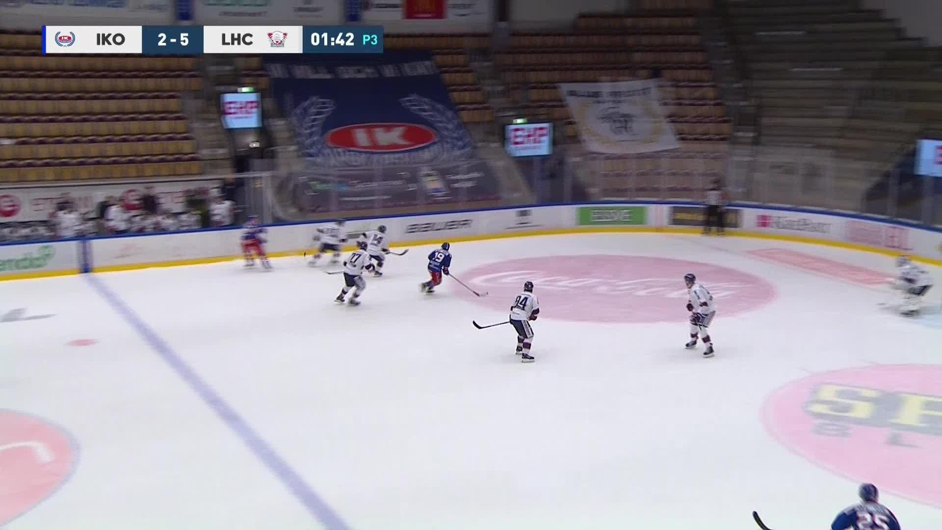 IK Oskarshamn - Linköping HC 3-5