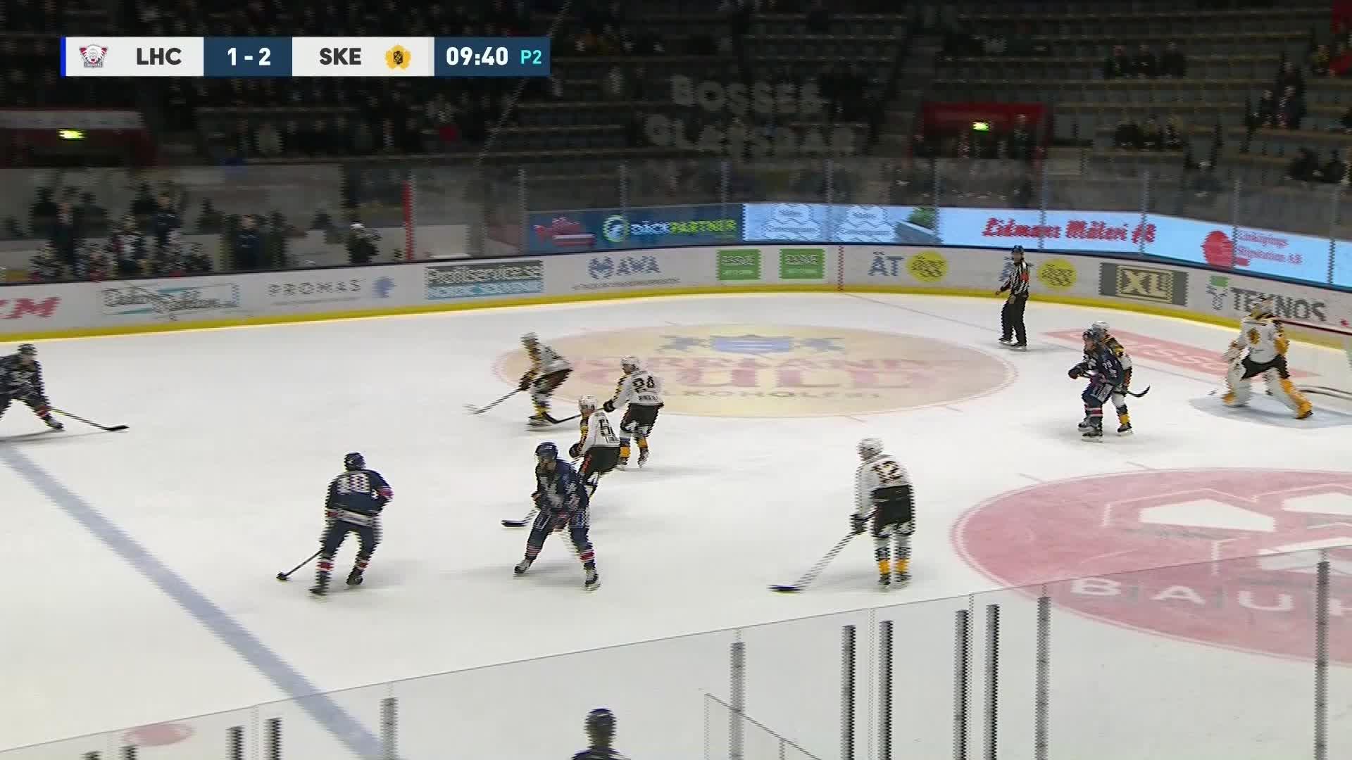Linköping HC - Skellefteå AIK 2-2