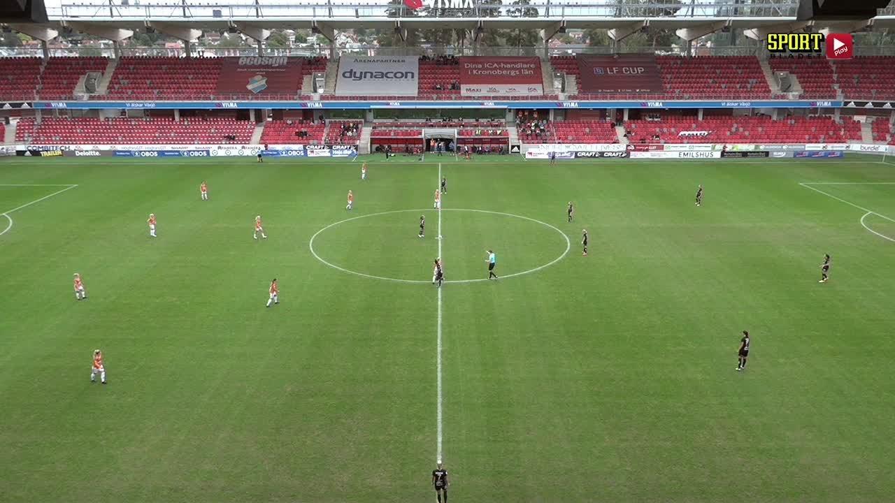 Highlights Växjö – Kristianstad 26 sept