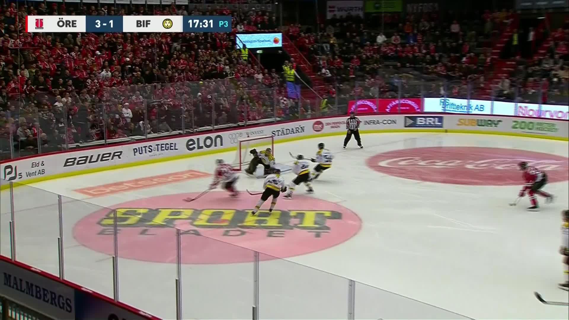 Örebro Hockey - Brynäs IF 4-1