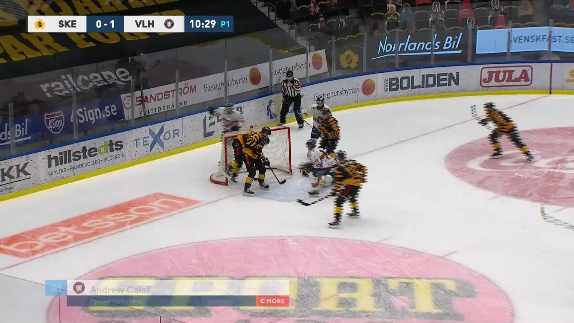 Skellefteå AIK - Växjö Lakers 0-2