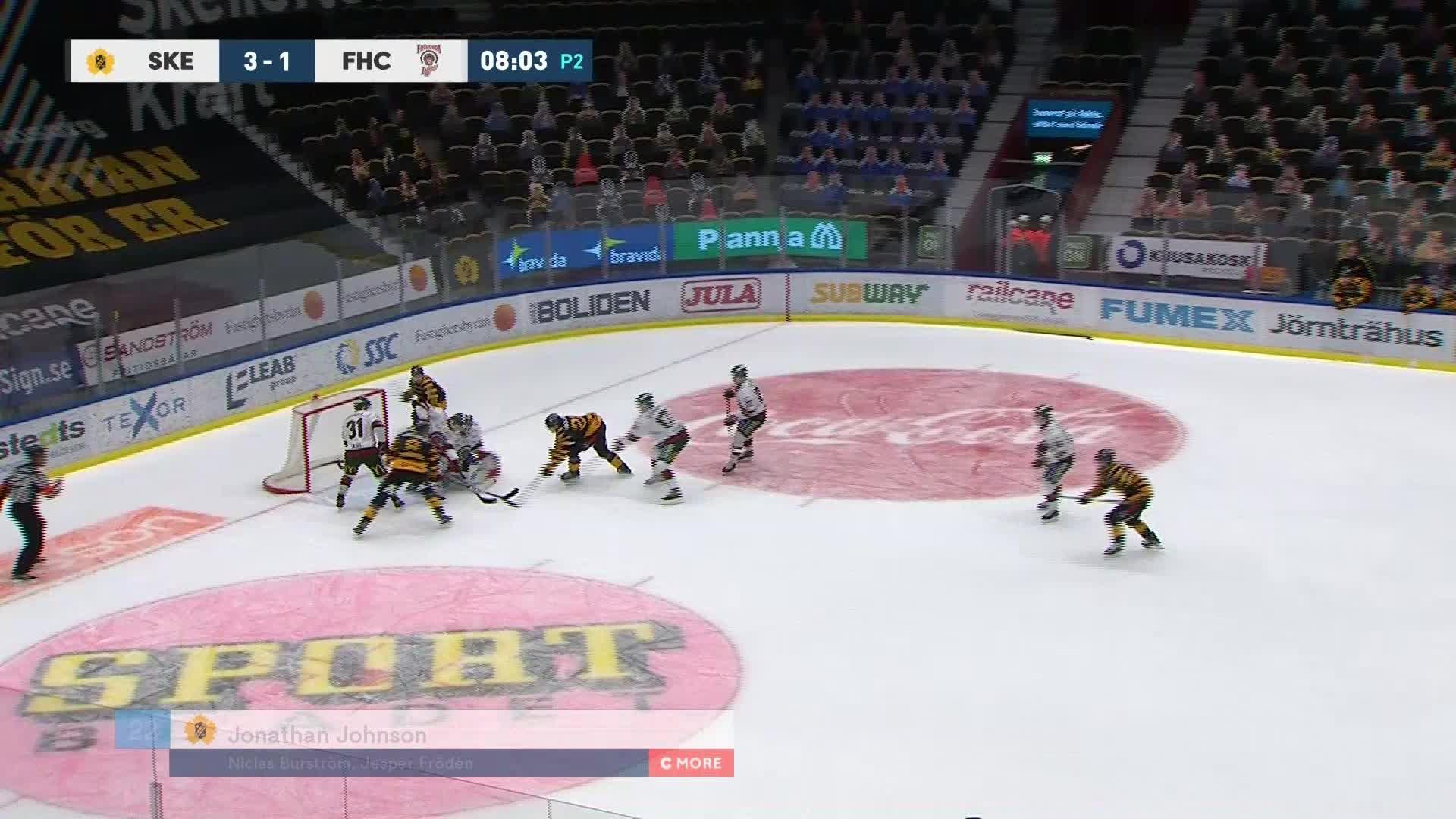 Skellefteå AIK - Frölunda HC 4-1