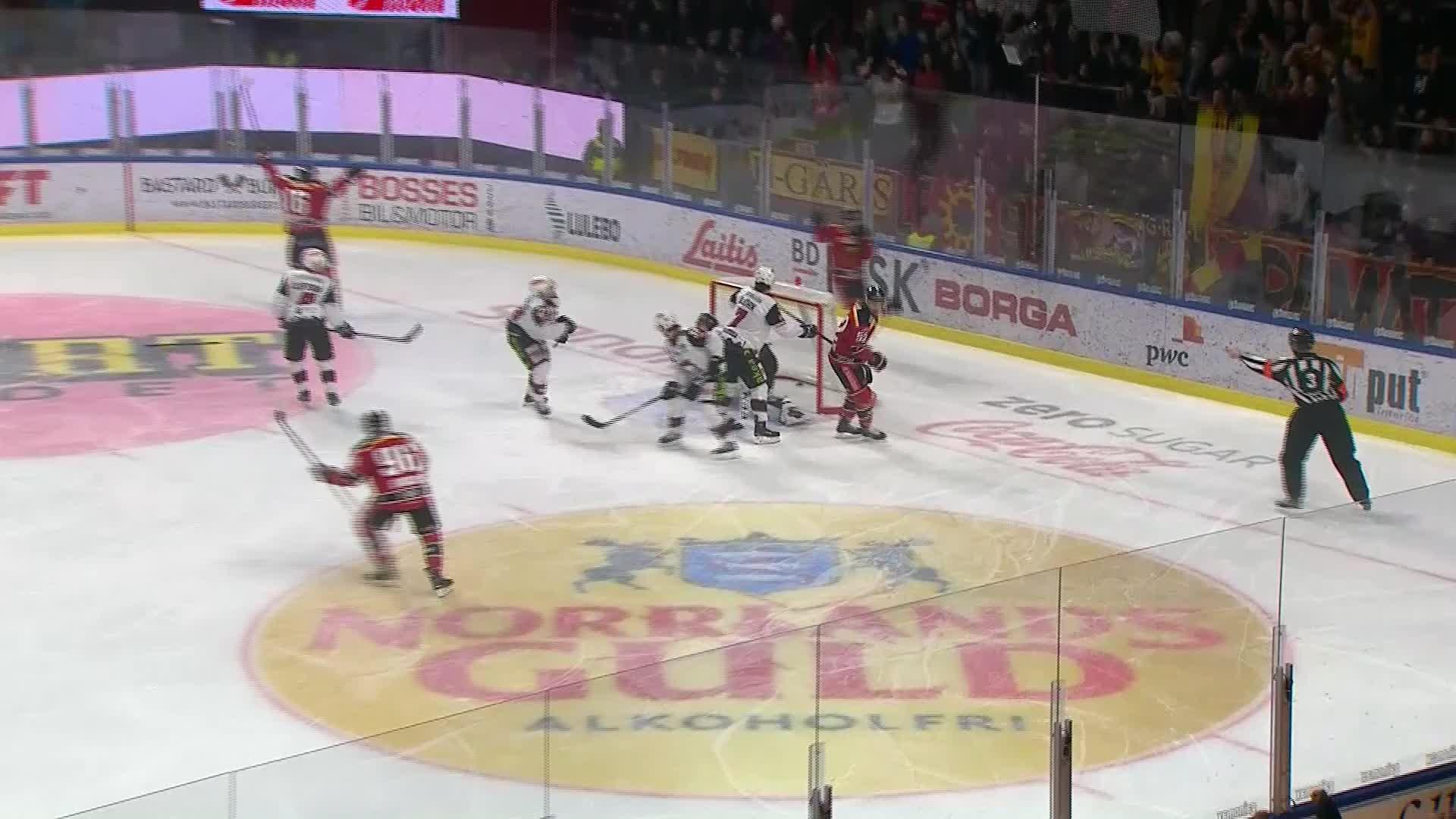 Luleå Hockey - Malmö Redhawks 1-0