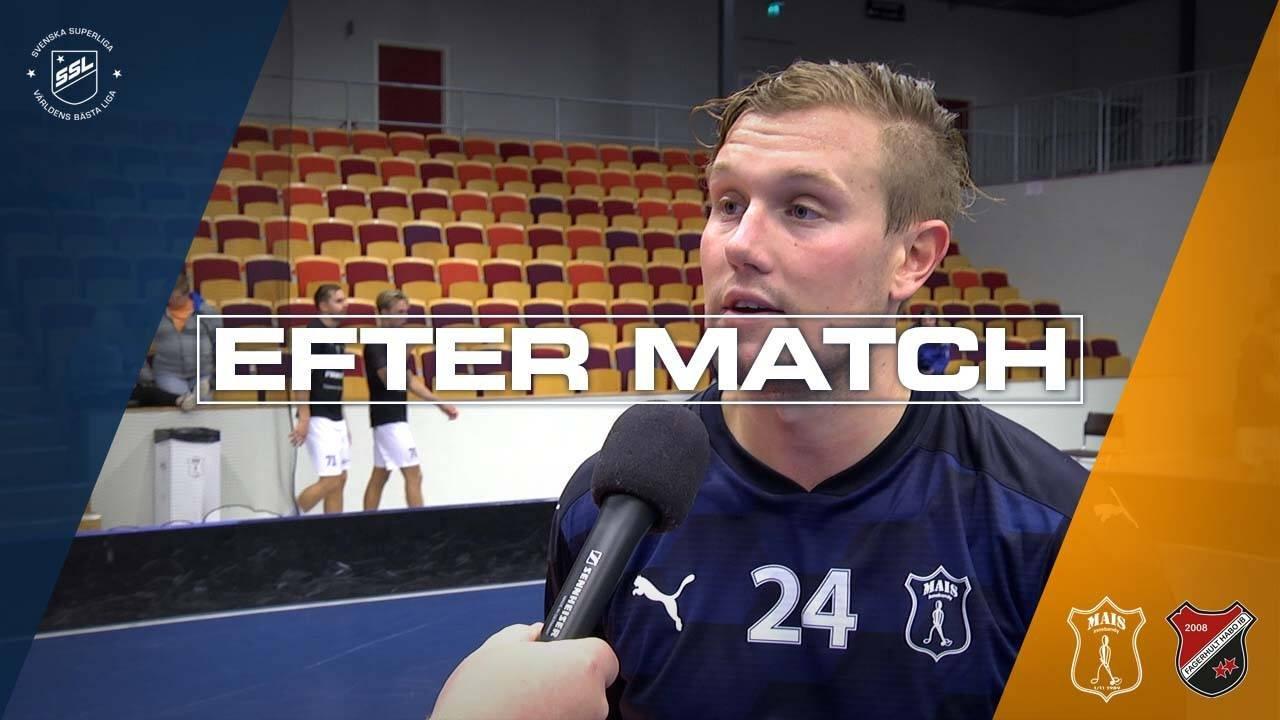 Anton Hedin efter andra segern i Svenska Cupen